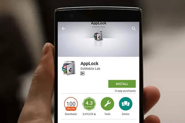 AppLock voor Android
