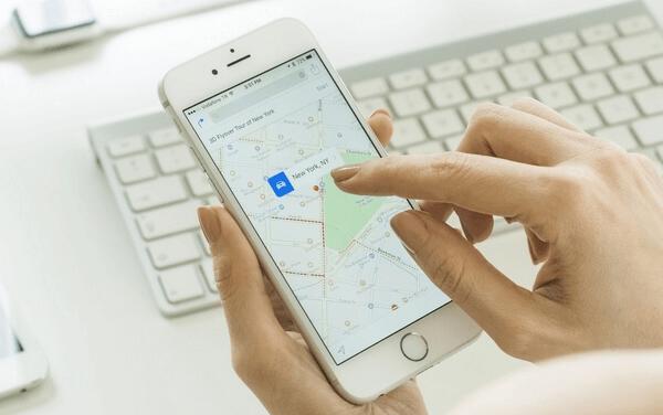 telefoonzoeker app op Android