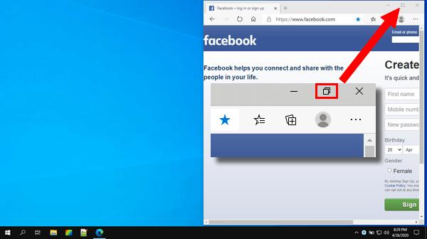 Website snelkoppeling op het bureaublad van je computer plaatsen